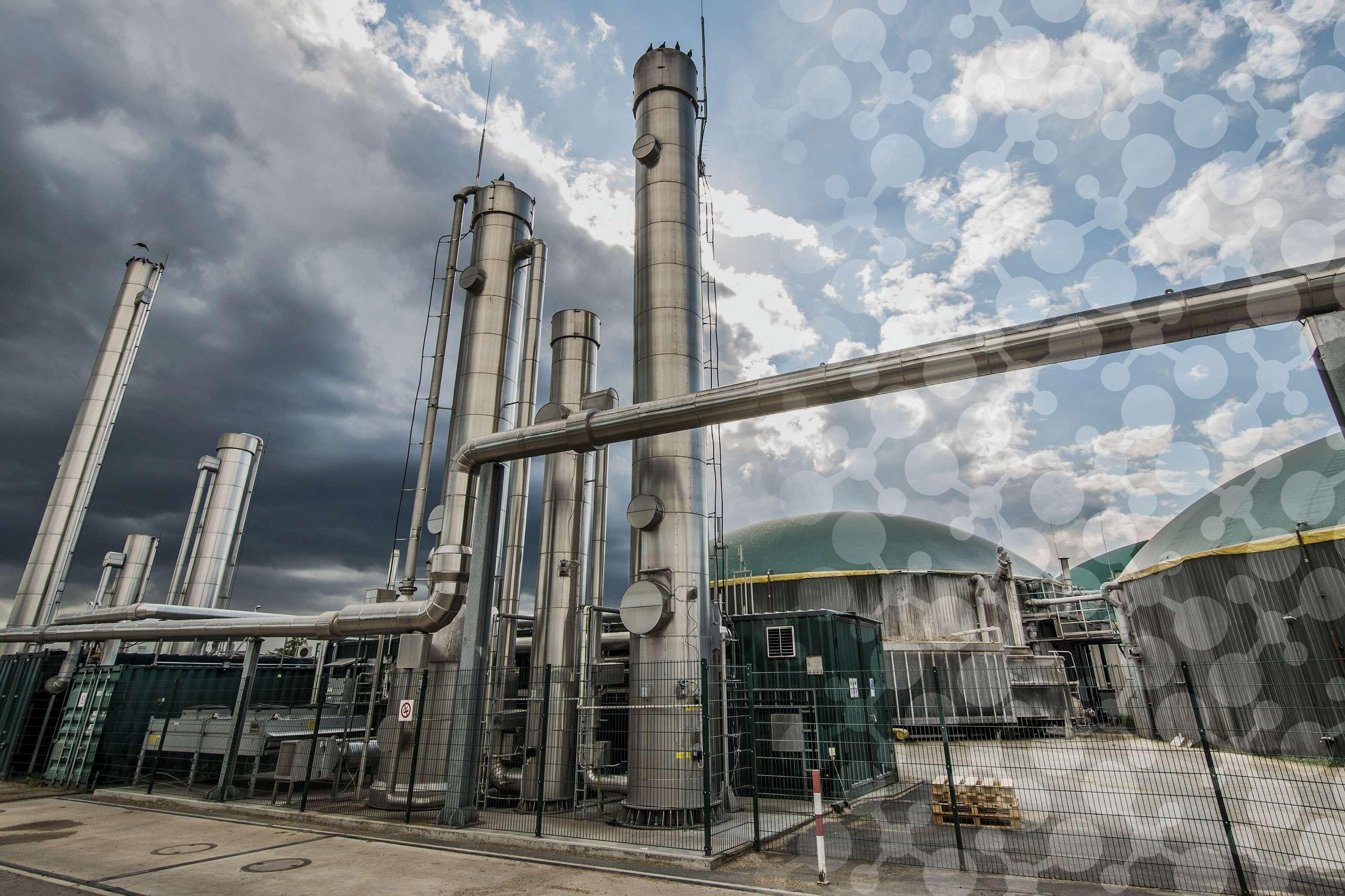 AD & biogas plant