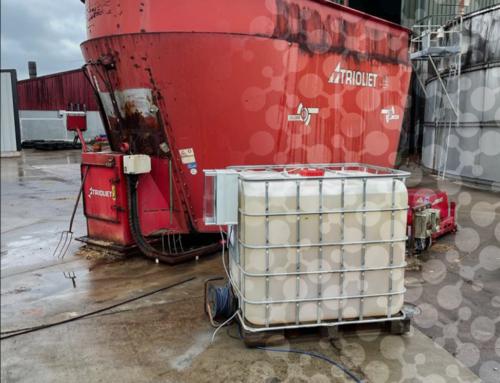 BOC dosing unit installed in Northern Ireland AD plant