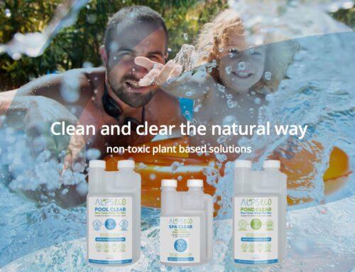 Alps Ecoscience launches bio-organic pool care range